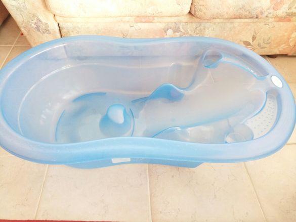 Детско корито за къпане