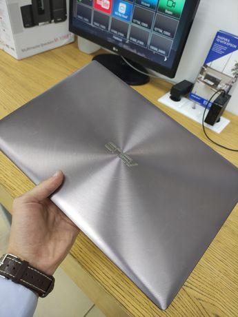 Ноутбук (ультрабук core i7+geforce 940m) asus
