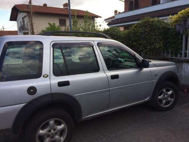 Usi Land Rover Freelander