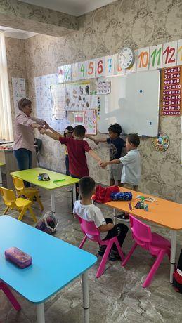 Подготовка к школе на рус и каз языках