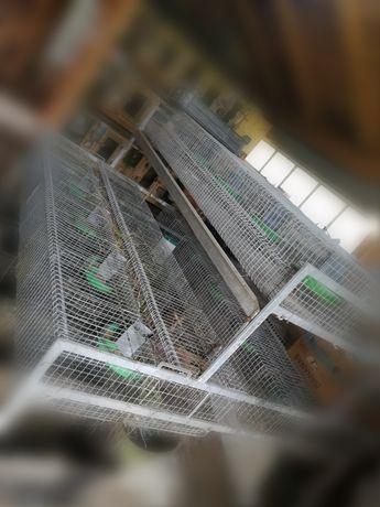 Cușcă de îngrășat iepuri