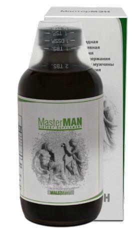 Мастер Мен - для повышения потенции и лечения простатита