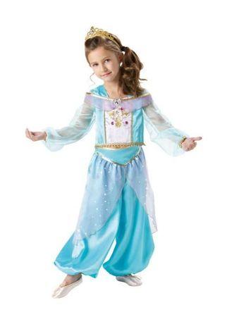 Costumatie halloween, carnaval, Rochie Printesa Disney Jasmine - NOU