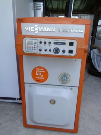 котел на газ Виисман внос от Германия