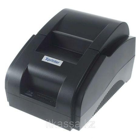 Принтер чеков 58мм USB