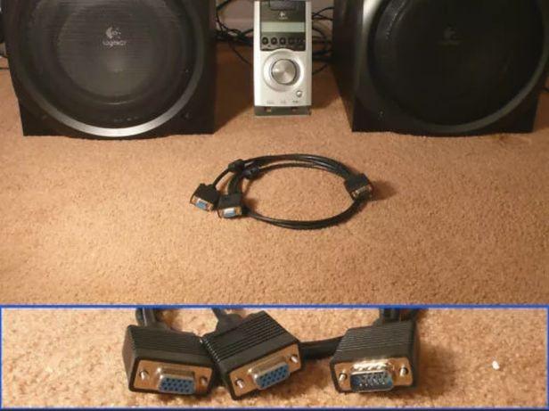 Cablu splitter consola Logitech Z5500