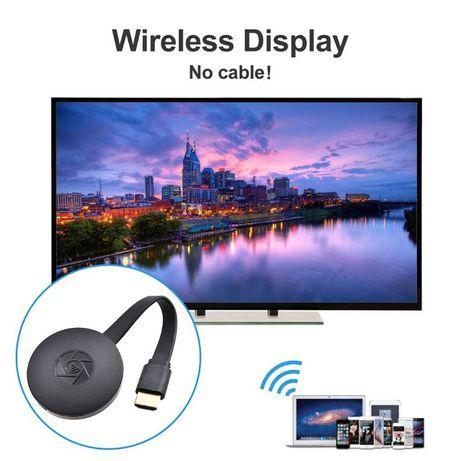 Wi-Fi TV Донгъл G2/Безжичен дисплей/Mirascreen/Chromecast/Miracast