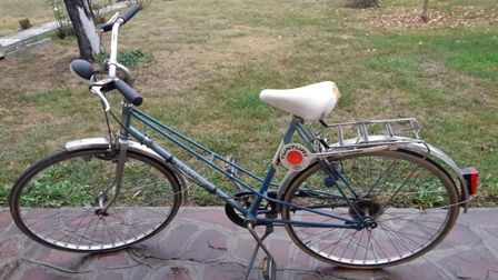 колело - ретро
