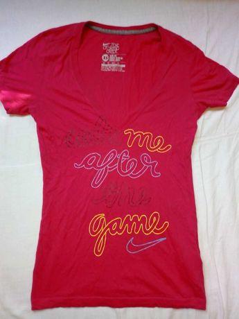 Оригинални маркови дамски тениски Nike и Puma - като нови!
