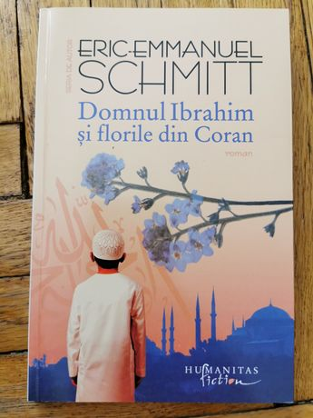 Domnul Ibrahim și florile din Coran, Eric-Emmanuel Schmitt