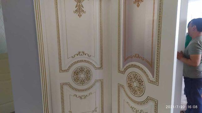 Двери для дома межкомнатные в Алматы