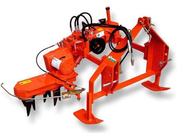 Выдвижной вертикально-фрезерный культиватор EL 200 Rinieri, Италия