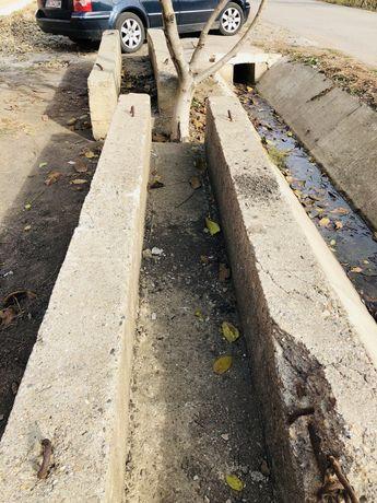 Profile beton solide de pod