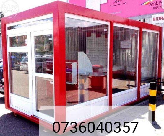 Containere tip birou magazine florarie container paza etc