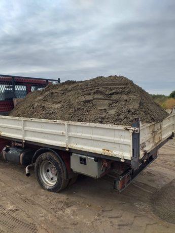 Transport nisip balast sorturi pământ griblura ridic moloz cu bobcat