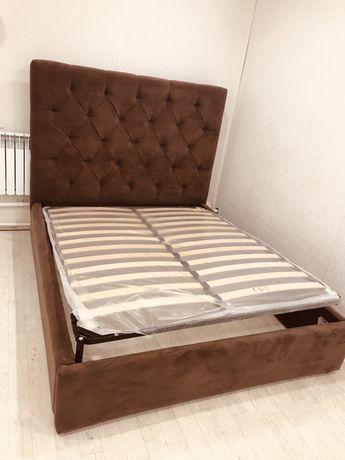 Кровать новая 1,6*2м , кредит, рассрочка 170.000