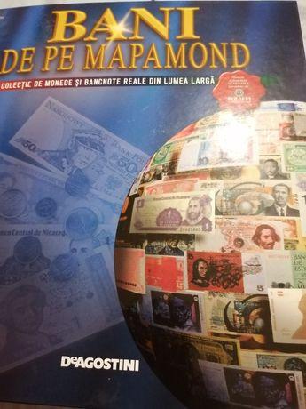 Vând Reviste cu Bani de pe Mapamond