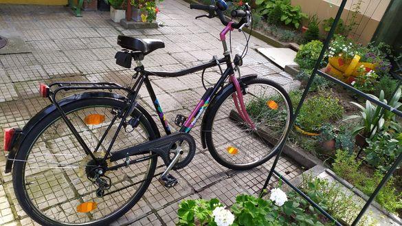 Продавам немски велосипед HANSEATIC- 28 цола