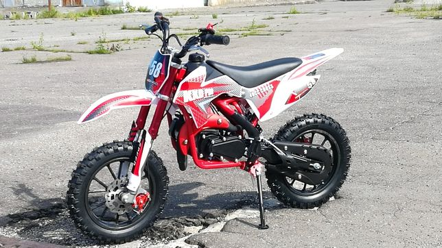 Midi Moto Cross Pocket BEMI 50cc noi Germania livrare gratuita