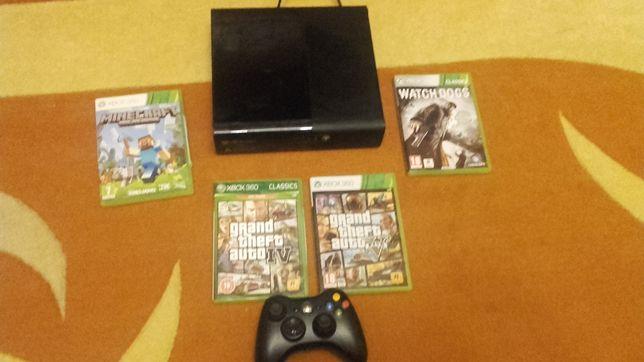 Xbox 360 cu GTA 5 și WATCH DOGS!