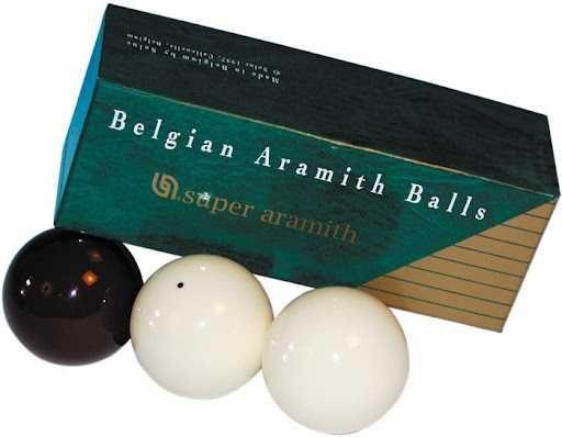 продавам Комплект топки Super Aramith за карамбол  Белгия.