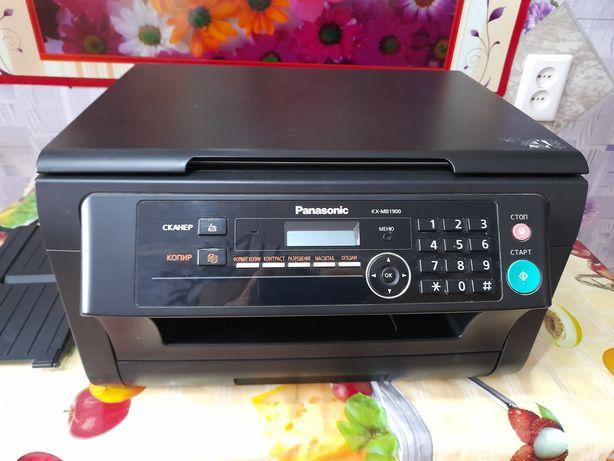 Цветной лазерный принтер Panasonic