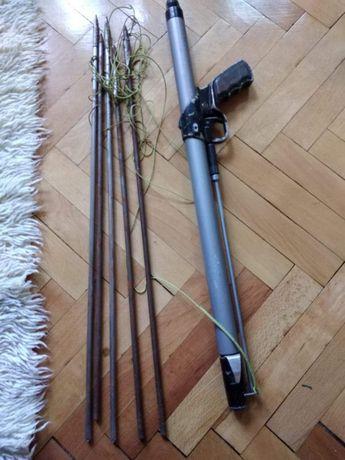 Пневматичен харпун и стрели