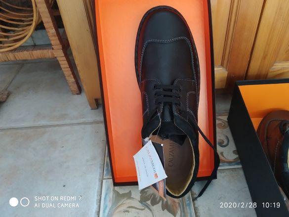 Мъжки зимни ортопедични обувки - НОВИ