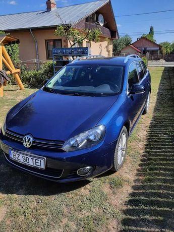 2012 Volkswagen Golf 6 style, 2.0 tdi
