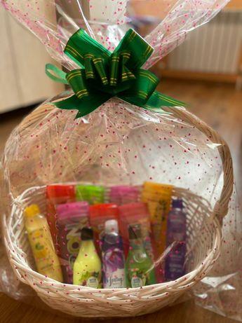 Тойбастар, приданное невесты, малыша, подарки продукция Faberlic