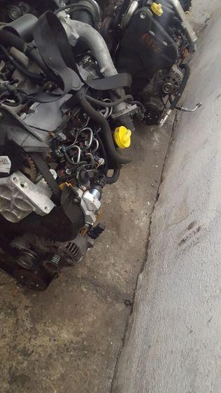 Motor opel vivaro/renault trafic 1.9