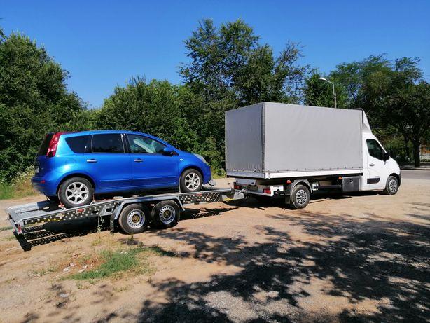 Tractari auto utilaje transport marfa