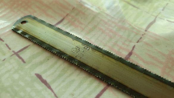 Листове за ножовка за метал