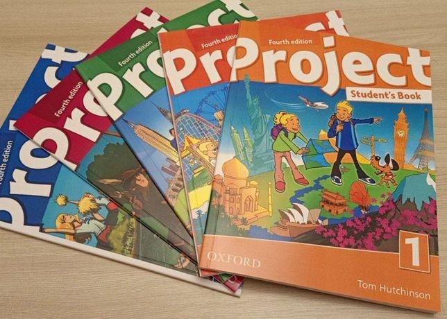 Project 4 edition, все уровни