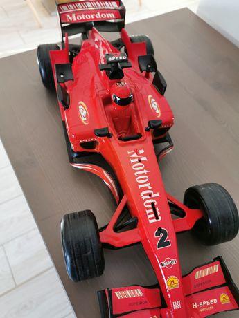 Mașina Formula 1 Racing Car Speed, emite sunete, rosie