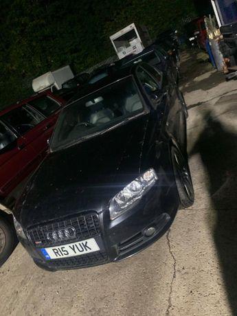 Audi a4 b7 s-line 2.0TDi Ауди а4 б7 2.0тди куатро 170кс