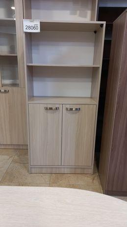 Шкаф стеллаж низкий