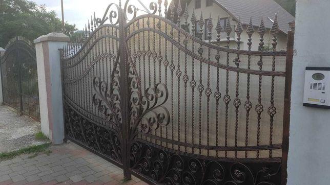porti de feri striiat 4 metri