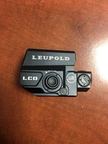 Red dot Leupold Carbine LCO, Dispozitiv de ochire