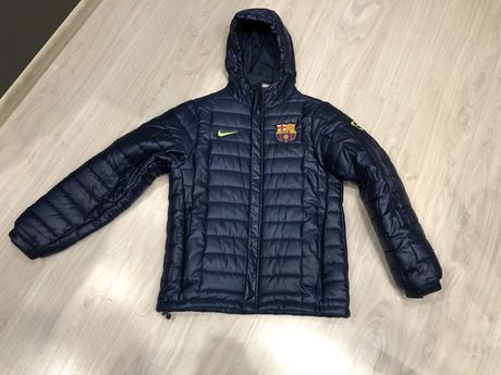 Nike Barcelona Medium Fill Jacket Destroyer Varsity Jordan Мъжко Яке S