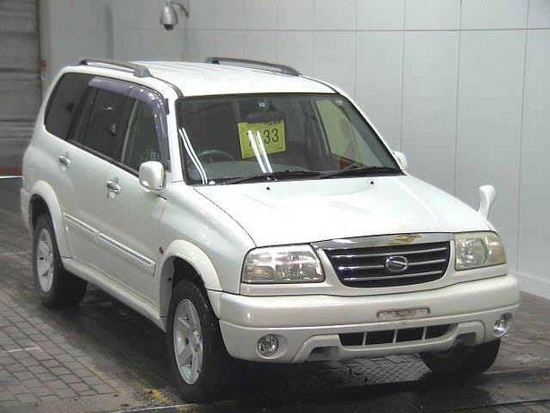 Сузуки ХЛ7 Suzuki XL7 2001 года