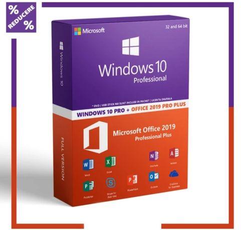 Windows 10 Pro+Office 2019 Pro plus.