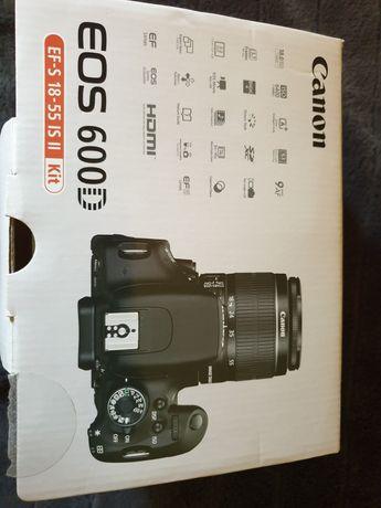 Camera Canon Eos 600 D