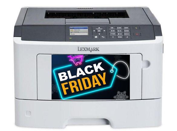 лазерен принтер Lexmark M1140dn