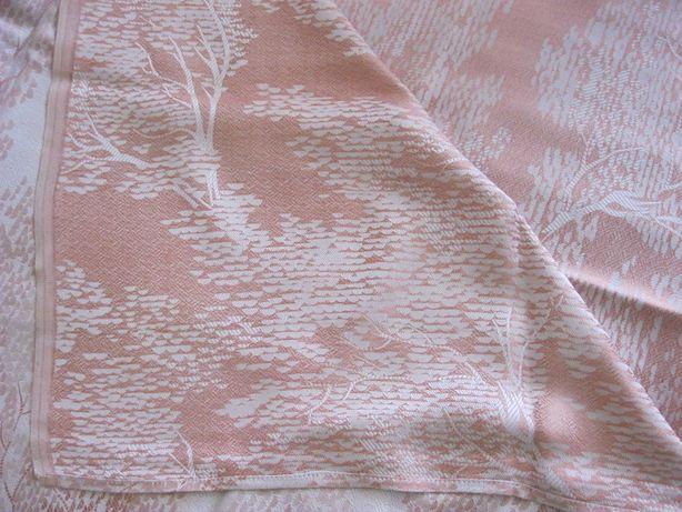 Тюль новый и теневые шторы б/у
