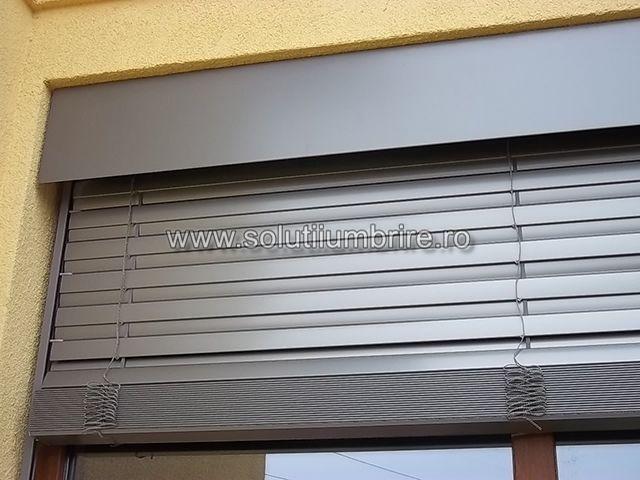 Jaluzele exterioare din aluminiu, Timisoara