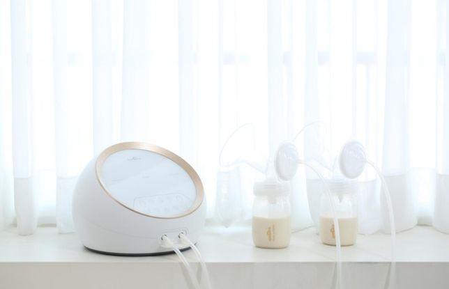 Pompa de san electrica Spectra Dual S, alb
