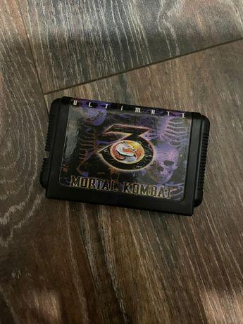 Картриджи для Sega Mega Drive