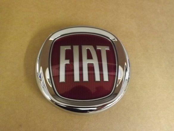 Емблема Фиат/Fiat предни и задни 75/85/95мм