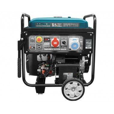 Generator de curent 12.5 kW benzina PRO - Konner & Sohnen - KS-15-1E-A